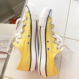 CONVERSE ALL STAR Sunny Yellow